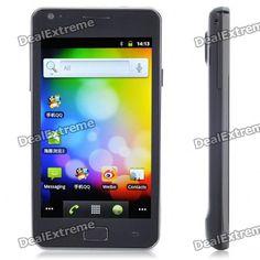 20%OFF + Dual Sim Dual Network 3G Smartphone + Free Shipping