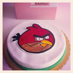 You put me on a cake...of course i'm angry!