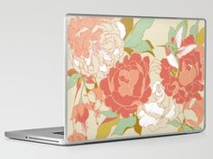 garden party Laptop & iPad Skin