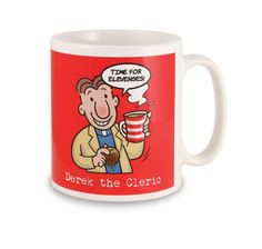 Derek the Cleric - Mug