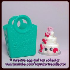 Shopkins Season 3 Wendy Wedding Cake  #shopkins #shopkinsworld #shopkinsseason3 #shopkinsseries3 #spk #spkfan #shopkinsbasket #shopkins #wendyweddingcake #weddingcake #cute #kawaii #SurpriseEggAndToyCollector #YouTube