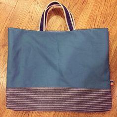 学校用バッグ♡ #handmade #bag #schoolbag #レッスンバッグ #スクールバッグ #バッグ #キッズ #キャンバス #ハンドメイド #入学 #入園 #入園準備 #入園準備 #ソーイング #sewing