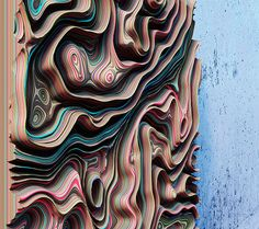 Jupiter 3D Panels | Abduzeedo