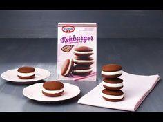Süt Burger Yapmak Hiç Bukadar Kolay Olmamıştı.(Süt Burger Tarifi) bera tatlidunyasi - YouTube
