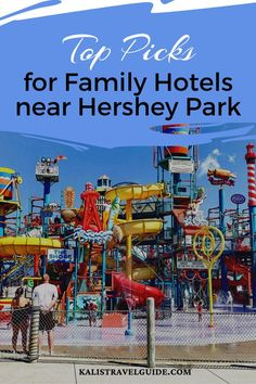 Traveling with small kids, or with the whole extended family, this article will help you find the best family hotels near Hershey Park. #hersheyhotels #hersheypark #hersheypennsylvania #hersheywithkids ##hersheyvacation #hersheytravel Toddler Travel, Travel With Kids, Family Travel, Usa Travel Map, New York Travel, Beautiful Places To Travel, Best Places To Travel, Hotels And Resorts, Best Hotels
