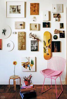 100 ideias de decoração para fazer em casa gastando pouco dinheiro