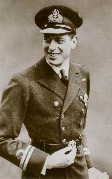 Prince George Duke of Kent  1902 - 1942, killed in an air crash during WWII.