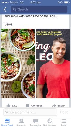 Pete evans rainbow pad Thai salad 1 of 3