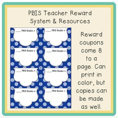 Middle school rewards system featuring class dojo editable pbis teacher reward system resources fandeluxe Choice Image