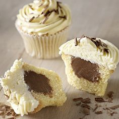 Cupcake corer - makes adding a tasty centre to cupcakes really easy #baking #clever