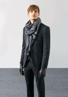 Zara Autumn/Winter 2013 November Suits Lookbook | SAMUEL JING