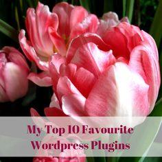 www.deniseriches.ca ~ My Top 10 Favourite WordPress Plugins