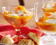 Apricot-fools-with-coconut-macaroons