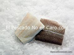 Lomos de Bacalao del Atlántico Norte. (2 piezas/Kg.)    Se sirve en bolsas de 1 Kg y cajas de 7 Kg. El producto está limpio y listo para cocinar.     Producto salvaje, ultracongelado en el momento de captura.     Este pescado procedente del Atlántico Norte, puede llegar a alcanzar los 100 kgs. de peso. Por sus características, es un complemento alimenticio sensacional para el calcio de los huesos y es rico en ácidos grasos Omega-3 y vitaminas A y D.