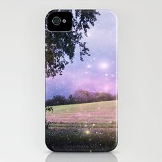 The Night has a Thousand Eyes. iPhone Case by Heather Goodwin - $35.00