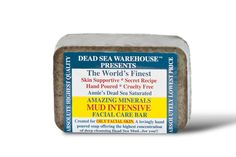Dead Sea Warehouse sells leading Dead Sea Bath and Epsom Salts, Soaps, Skin Polish, Body Lotion, Mud Masks and Gift Packs. Facial For Oily Skin, Skin Polish, Dead Sea Mud, Secret Recipe, Facial Skin Care, Bath Salts, Body Lotion, Dry Skin, Soap