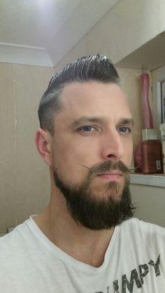 My wifes handy work! Beard and haircut im currently lovin!