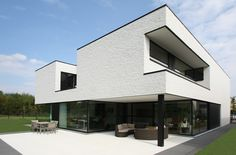 Woning in Stevoort - Jaeken Aluminium Schrijnwerkerij
