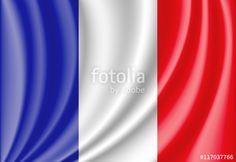 Vector: National Flag of France