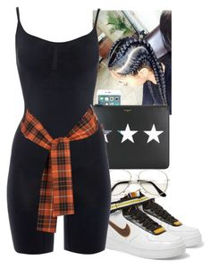 """""""Summer take me back!"""" by trilltommie ❤ liked on Polyvore featuring Apple, Givenchy, SPANX and Vivienne Westwood Anglomania"""