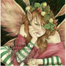 WHINER FAIRY by Linda Ravenscroft