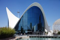 Oceanogràfic, Valencia