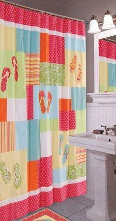 24 flip flop bathroom decor ideas
