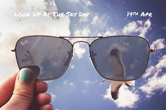Look up at the sky day // April 14 // #Caravan RB3136 001