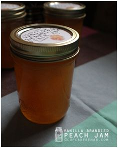 ... on Pinterest | Homemade jam recipes, Peach jam and Pickle pickle