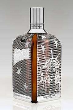 Patriotic Cointreau #packaging PD
