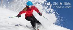 Ski at Wintergreen Resort, Virginia