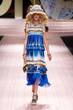 Dolce & Gabbana Spring Summer 2019 Ready-to-Wear Collection