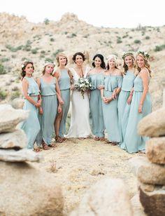 0815b29c1d969 show me your mumu bridesmaids Bridesmaid Dresses Different Colors, Dusty  Blue Bridesmaid Dresses, Mix