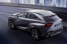 New Lexus SUV Turbo