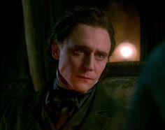 thomas w. hiddleston 2015 | Tom Hiddleston Invites You to Guillermo del Toro's Bloody Crimson Peak ...