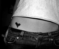 Don't like tattoos but I'd be okay with a smaller version of this :)<3