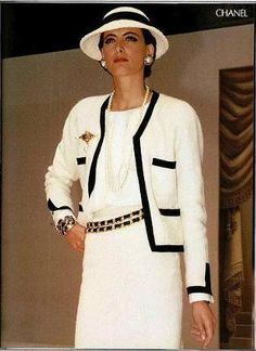 Classic Chanel Suit: Style icons are glamorous, sophisticated, outrageous, or chick, but Coco Chanel is all of these and more. You cannot look at her clothing, accessories