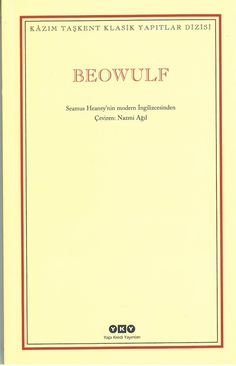 Turkish language edition of Seamus Heaney's 'Beowulf'