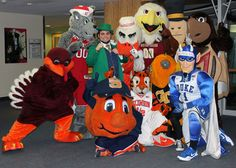 virginia mascots service - Google Search Office Football, Football Season, Ronald Mcdonald, Virginia, Seasons, Google Search, Party, Fictional Characters, Fiesta Party