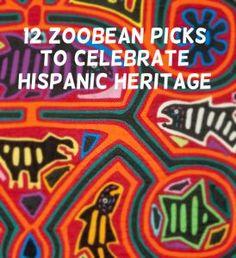 Zoobean Blog — 12 Kids' Books To Celebrate Hispanic Heritage