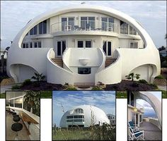 Dome of a Home. Pensacola Beach, Florida
