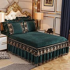 Bed Cover Design, Bed Design, Bed Sheet Painting Design, Bed Wrap, Designer Bed Sheets, Fitted Bed Sheets, Bedclothes, Furniture Covers, Bedroom Bed