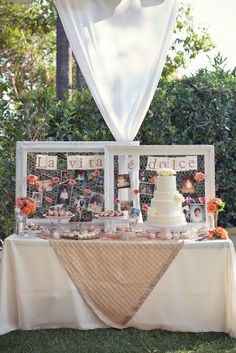 Louisville Wedding Blog - The Local Louisville KY wedding resource: Dessert Buffet Ideas