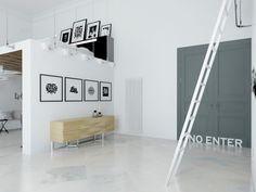Geometric Sideboard