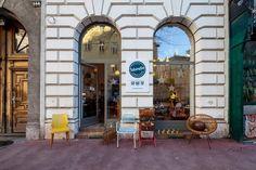 Dekorative Eingang - Wien