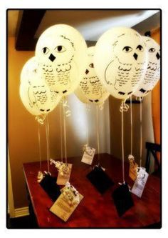 If I ever have children I will read Harry Potter to them and I will do this for their birthday =)