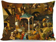 Pieter Brueghel the Elder-The Dutch Proverbs
