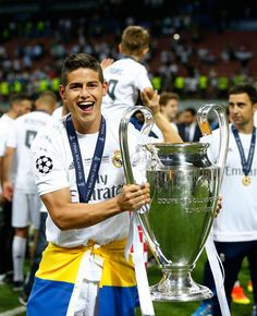 ..._James Rodriguez. Champions League 2016. REAL MADRID+