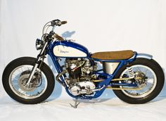 Kingston Custom: Yamaha XS 650 Bratstyle