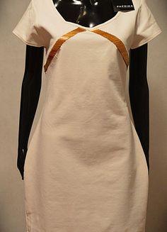 Kup mój przedmiot na #vintedpl http://www.vinted.pl/damska-odziez/krotkie-sukienki/13129076-biala-sukienka-paprika